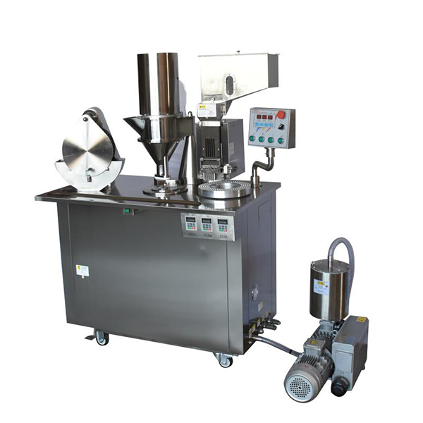 DTJ-V Semi-automatic Capsule Filling machine