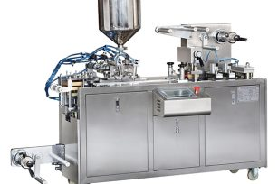 DPP-80Liquid Blister Packaging machine