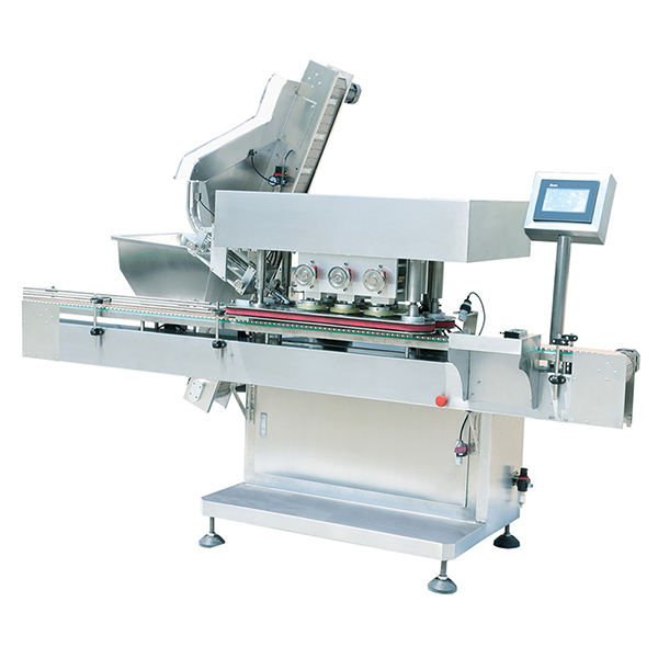 JF-D902 Cap rotating machine