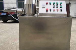 GHL Series High Efficient Wet Powder Mixing Granulator