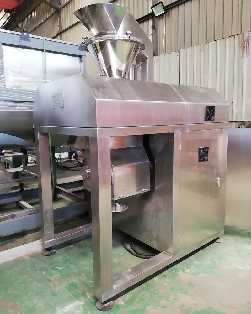 GLZ type lab dry granulator