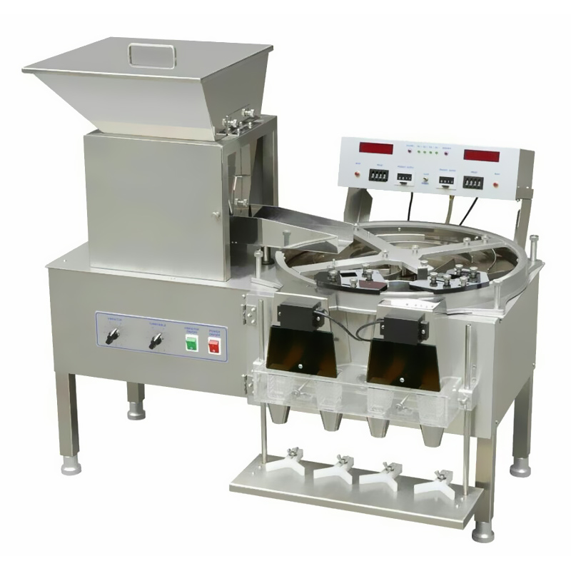 YL Single Plate Counting Filling Machine