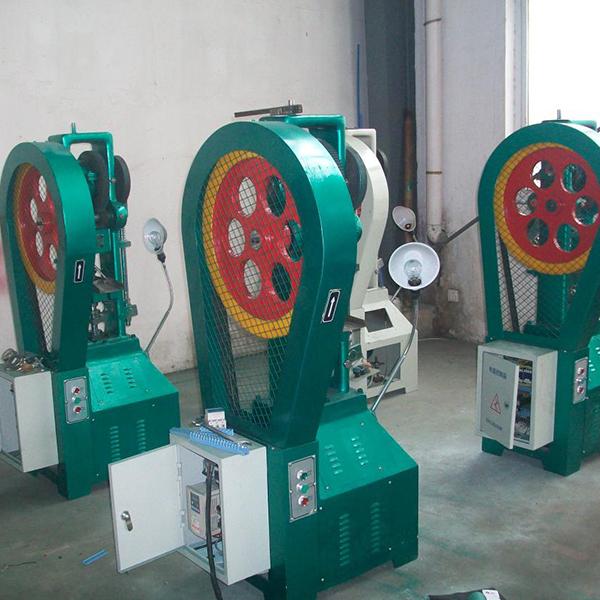 THP系列花篮式压片机