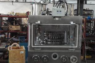 ZPW29、31旋转式压片机