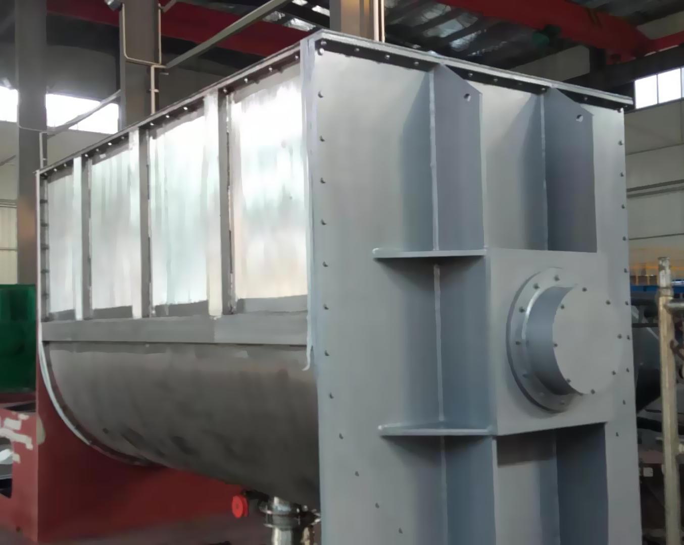 WLDH型系列螺带混合机