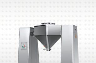 犁刀式混合机的混合效果不仅取决于其速度