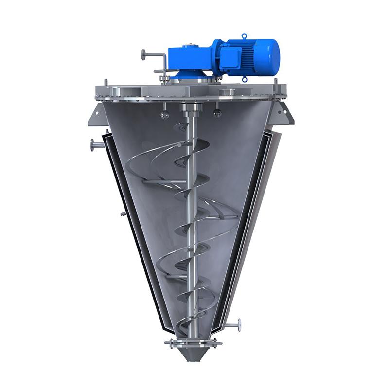 DSH型系列锥形螺杆螺带混合机