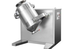 优润:混合机的形式分为对流混合、扩散混合和剪切混合